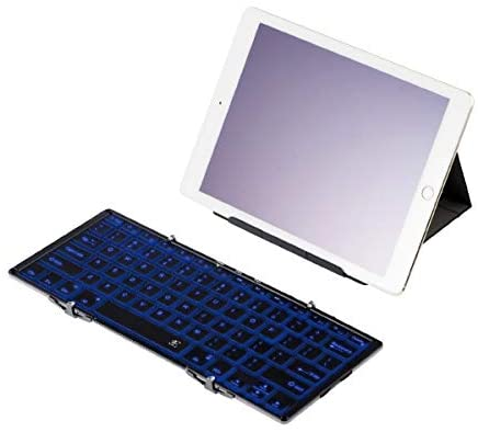 3E バックライト付き・折りたたみ式Bluetoothキーボード2
